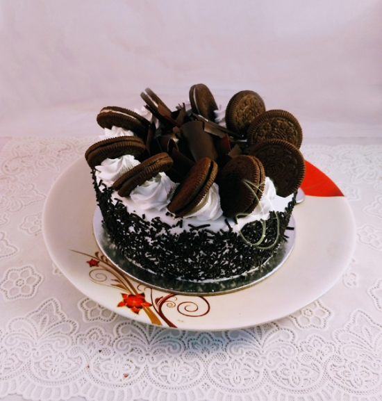 Oreo Forest Cake flowers delivery in Oreo Forest Cake
