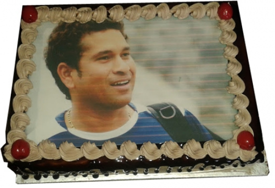 1kg Photo On Cake (Only in major cities)