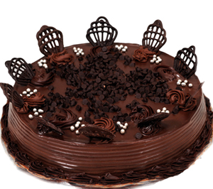 1kg Rich Chocolate cake (Limited cities)