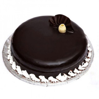 Dark Chocolate cake EGGLESS