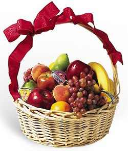 Mix Fruits Basket small (weight 3kg)