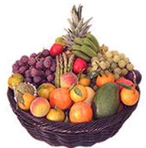 Mix Fruits Basket Big (weight 5kg)