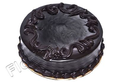 Chocolate truufle cake