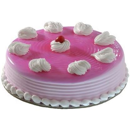 Strawberry Cream Cake 1/2Kg