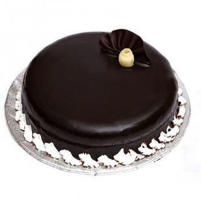 Dark Chocolate cake EGGLESS 1/2Kg