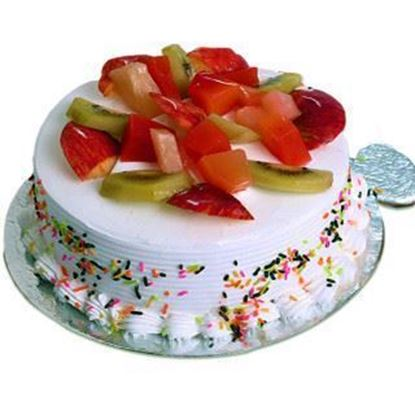 Fruit Cocktail Cake 1/2Kg